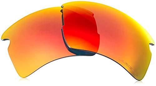 Oakley Gläser FLAK 2.0 XL XL 101-351-016 RUBY IRIDIUM POLARIZED Original Ersatzscheiben für Sonnenbrille