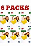 Earfit Foam Ear Plugs 2 Pairs (Pack of 6)
