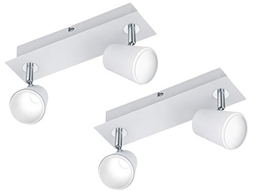 Trio LED Spot-Balken