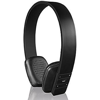 SilverCrest Casque Bluetooth sans Fil Noir,