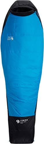 Mountain Hardwear Lamina Sleeping Bag -9°C Regular Electric Sky Ausführung Left Zipper 2019 Schlafsack