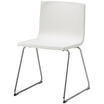 st hle weiss leder. Black Bedroom Furniture Sets. Home Design Ideas
