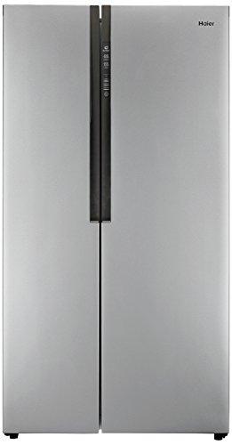 Haier 565 L In Frost-Free Double Door Refrigerator (HRF-618SS, Grey)