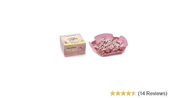 Confetti Crispo Selection Color Hearts Pink 500g
