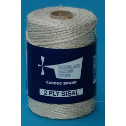 Cardoc Spool sisal - 2ply 500g