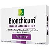BRONCHICUM Thymian Lutschpastillen 20St.