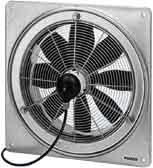 Maico Axial-Wand Ventilator-EX 230 V, 45 W, 500 cbm/h EZQ20/4Eeex e, 1895291