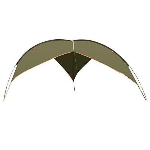DGSFES Mobiles Campingzelt, Sonnenschutz und UV-Schutz-Familienzelt, 210 cm hoher Aktivitätsschutz, geeignet für Picknickwanderungen im Freien, einschließlich Tragetasche