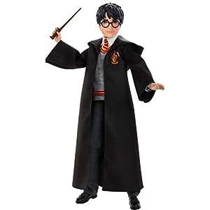 Harry Potter Muñeco Harry de la colección de Harry Potter (Mattel FYM50) 6