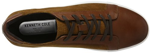 Kenneth Cole Kam, Sneakers Basses Homme Marron (Rust)