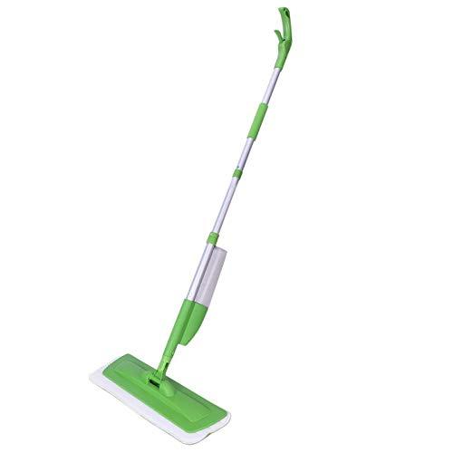 Y·z Mopp sprühenZwei In Einem Micro-Wet Spray Horizontale Board Mop Fliesen Holzboden Fensterreinigung No Wash Haushalt Lazy Mop - Wasserkocher Kapazität @ A