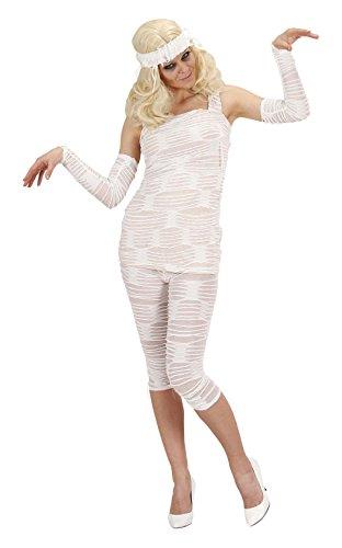 Widmann vd-wdm76303Damen Mumie, L (Halloween Kostüm Mumie Ideen)