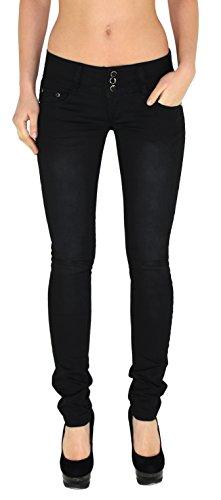 ans High Waist Hochbund Jeanshosen große Größen # S500 ()