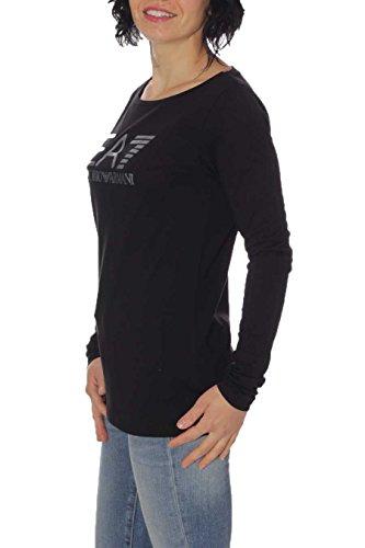 Emporio Armani Damen T-Shirt 1200 Black