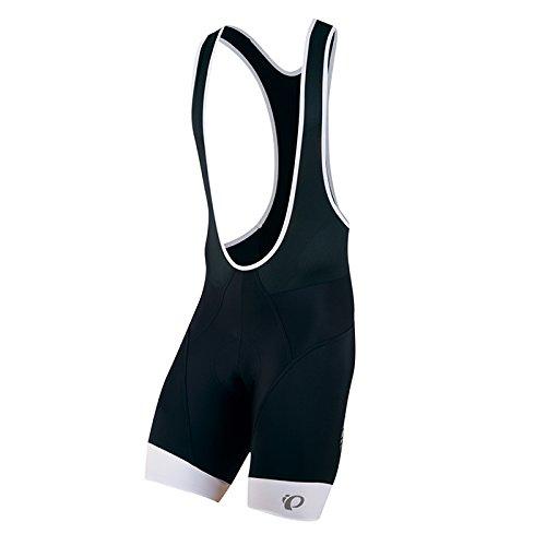 Pearl Izumi Herren Elite Cool Bib Shorts, Herren, Elite Cool, schwarz / weiß (Elite Short Pearl Izumi)