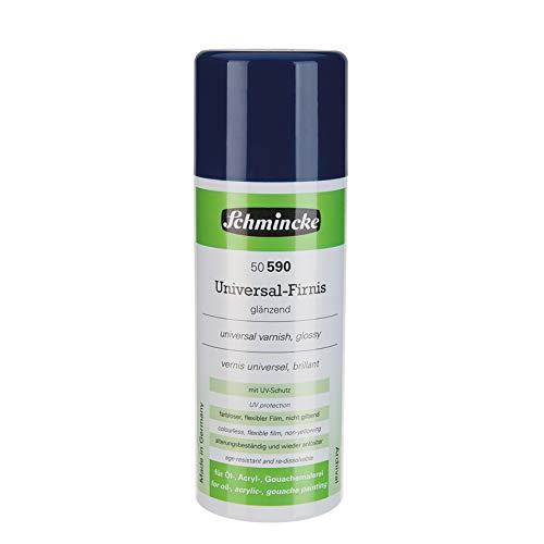 Universal-Firnis Spray glänzend