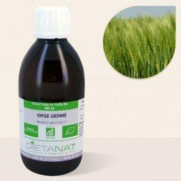 Jus d'herbe d'Orge germée bio - 250ml Extrait de plantes fraiches bio