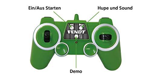 RC Auto kaufen Traktor Bild 6: BUSDUGA RC Ferngesteuerter Traktor FENDT 1050 Vario 1:16 - 2,4Ghz, inkl. Batterien - Sound - RTR (Ready-to-Run) Sofort Spielbereit - Lizenz NACHBAU*