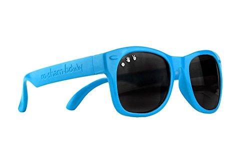 Roshambo Baby Shades 0-2 años 100% UVA / UVB Schutz Komplett unzerbrechliche Sonnenbrille in vielen Farben erhältlich ... Toddler Unbreakable Sunglasses