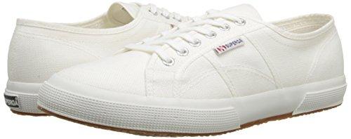Superga 2750 Cotu Classic, Sneakers Unisex - Adulto, Bianco (901 White), 45 EU