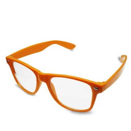 Nerd clear cool neon ovale lunettes de soleil avec verres miroir style rétro imprimé léopard atze été trend 2015 - - Vintage FDSyRanpsr,