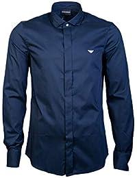 45b622124c6e6 Amazon.co.uk: Emporio Armani - Shirts / Tops, T-Shirts & Shirts ...