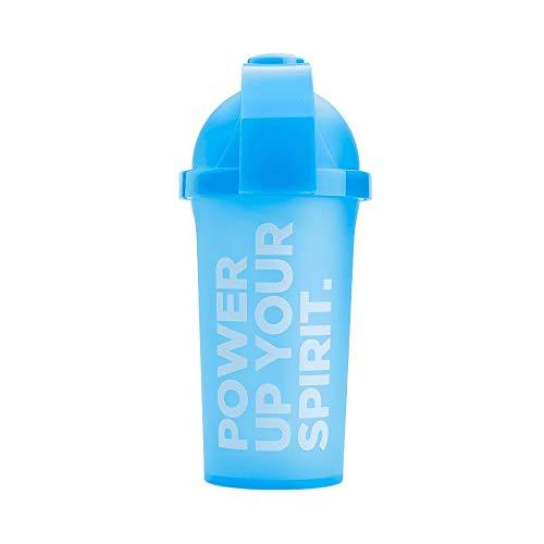 Prozis Power Up Your Spirit Shaker 500ml - Blau - Single Size - Nutrition Optimum Single