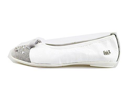 MARIELLA BURANI sneakers chica lila / blanco cuero de ante (20 EU, lila)