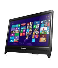 Lenovo AIO30020IAP 19.5-inch All-in-One Desktop (Celeron J3355/4GB/1TB/DOS/Integrated Graphics), Black
