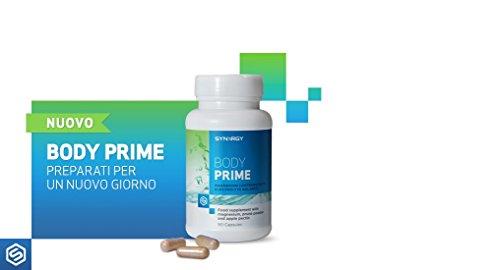 Body Prime Synergy Magnesio supremo + pectina di mela +
