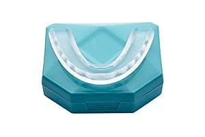 salud y belleza: 4 x Férula Dental Placa de Descarga Nocturna Protector Bucal para dormir anti Br...