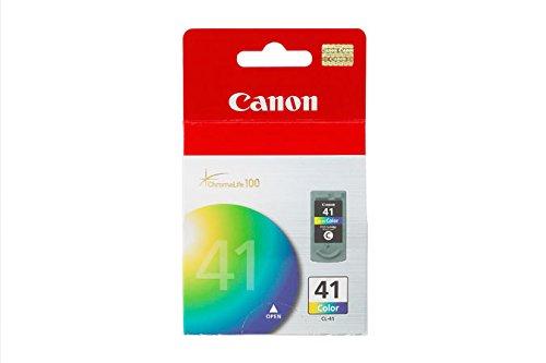 Canon CL-41 Cartouche d'encre d'origine Cyan, magenta, jaune