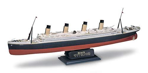 Revell-Monogram Maquette RMS Titanic échelle 1/570, 85-0445, Multicolor