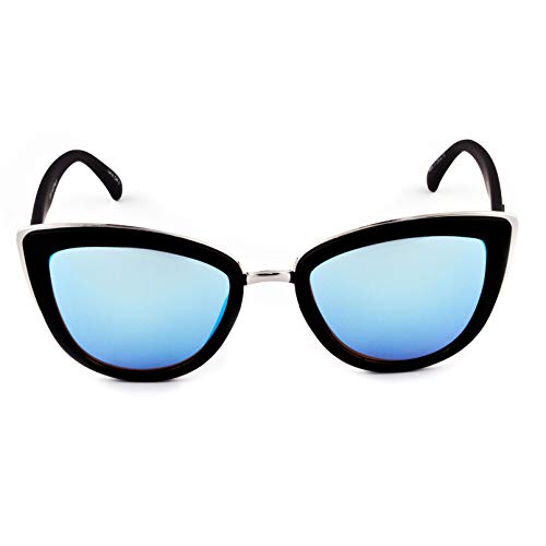 Quay Australia Damen Sonnenbrille MY GIRL black blue