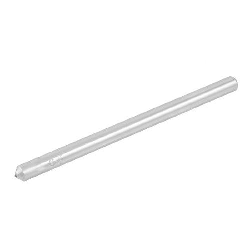 sourcingmap® Durchmesser 0.99 cm 10 mm keilförmigen Polyamidspitze Diamant Schmucktisch für Schleifscheibe