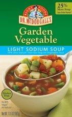 Dr. Mcdougall'S - Organic Quinoa Vegetable Lower Sodium Soup 18 Oz. 179528
