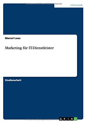 Marketing für IT-Dienstleister