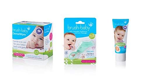 Zahnpflegeset für Baby