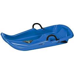 Plastkon 41106113 Twister Luge bobsleds, Couleur : Bleu