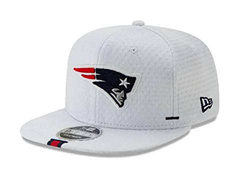 New Era NFL 2019 Training Collection 950 OG Fit Snapback Einheitsgröße New England Patriots -