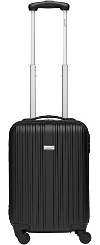 Packenger Line Koffer, Trolley, Hartschale  3er-Set in Schwarz, Größe M, L und XL - 4