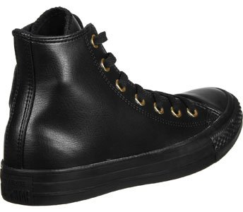 Converse All Star Hi W chaussures Black