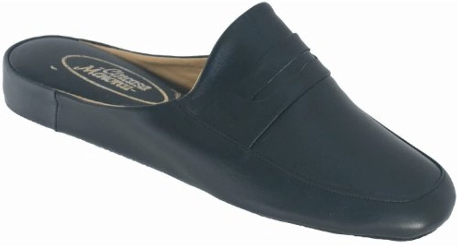 Cincasa Menorca Aramis Mens Mule Slipper Black Size 41