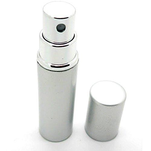 Mini Zerstäuber Reise Handtasche für Köln Parfum-Sprühflakon Innen Glas 2508 - Parfum Köln