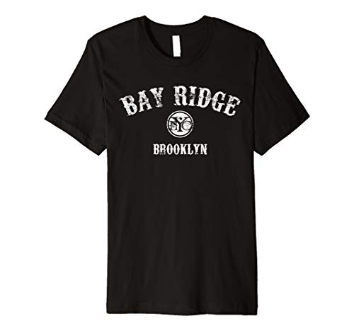 Bay Ridge Brooklyn New York City t shirt gebraucht kaufen  Wird an jeden Ort in Deutschland