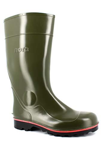 nora mega-jan 75557 - zapatos de protección s5 unisex