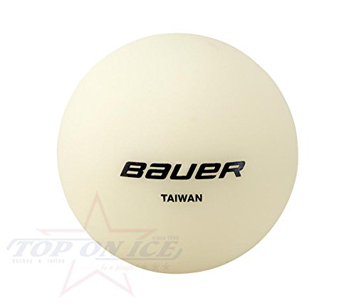 Eishockey-bilderrahmen (Bauer Glow in the Dark superkardierte Hockey Ball)