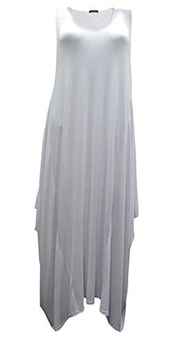 Generic - Robe - Femme Blanc