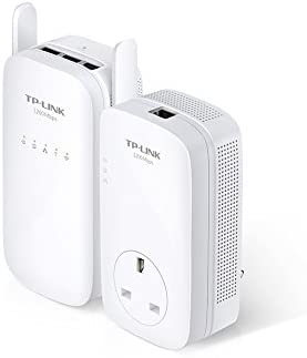 TP-Link TL-WPA8630KIT Powerline Adapter