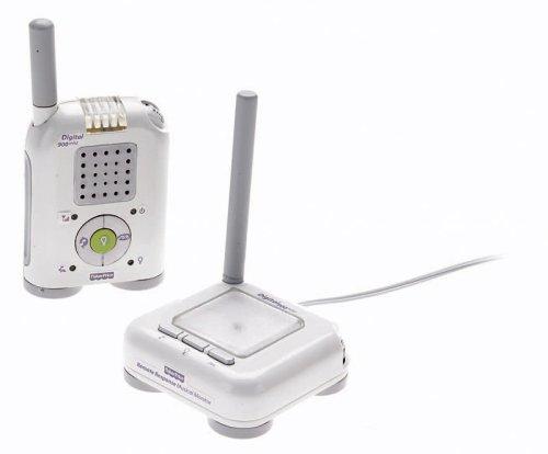 Fisher-Price Intercom.Musical W / Remote, P6583